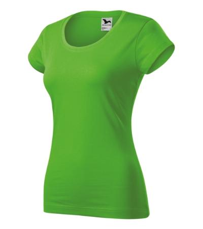 Viper tričko dámské apple green 2XL