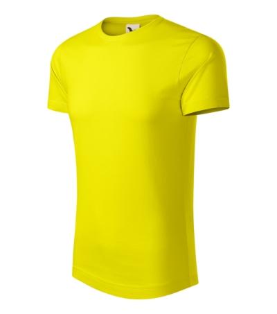 Origin tričko pánské citronová M