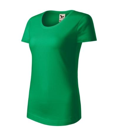 Origin tričko dámské středně zelená L