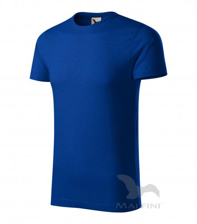 Native tričko pánské královská modrá S