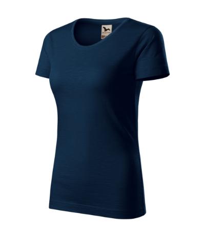 Native tričko dámské námořní modrá XS