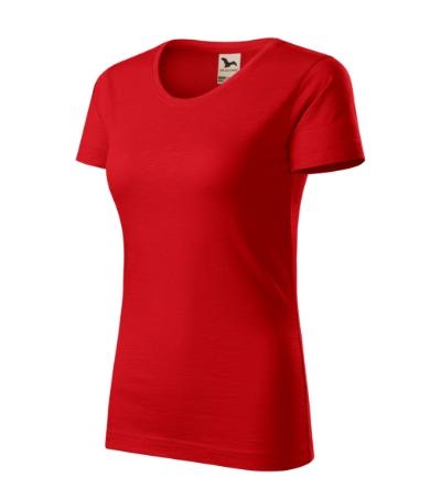 Native tričko dámské červená XL