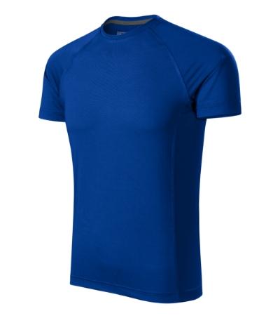 Destiny tričko pánské královská modrá M