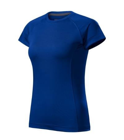 Destiny tričko dámské královská modrá XS
