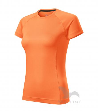 Destiny tričko dámské neon mandarine S