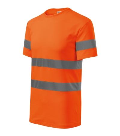 HV Tričko Protect reflexní oranžová 2XL