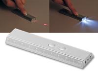 TOLA - svítilna 2 LED + laser