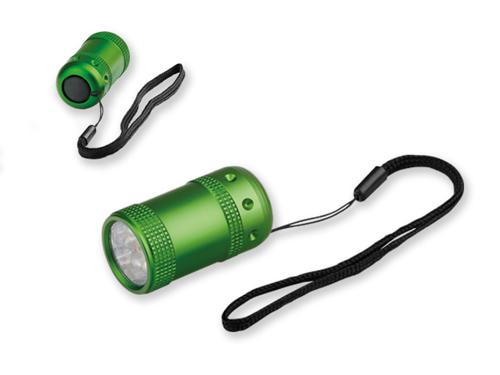 PERIDE - kovová 6 LED svítilna