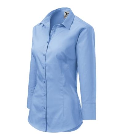 Style košile dámská nebesky modrá M