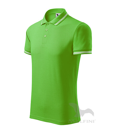 Urban polokošile pánská apple green 3XL
