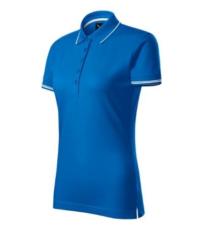 Perfection plain polokošile dámská snorkel blue 2XL