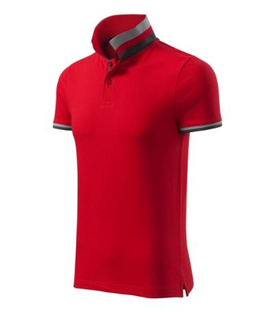 Malfini Polokošile pánská Collar Up formula red L