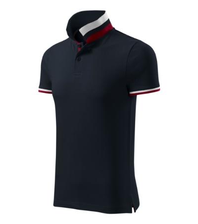 Malfini Polokošile pánská Collar Up dark navy L