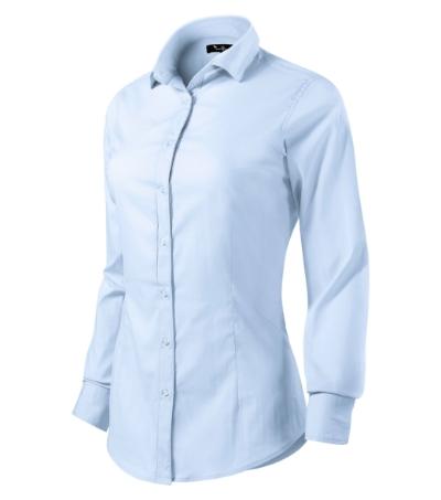 Malfini Dynamic košile dámská light blue XL