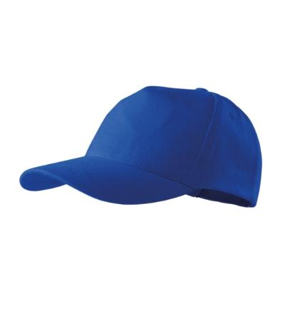Čepice 5P královská modrá