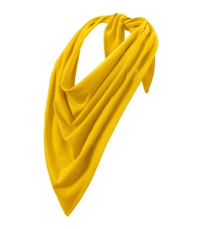 Šátek Fancy žlutá