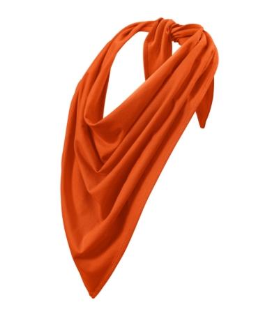 Šátek Fancy oranžová