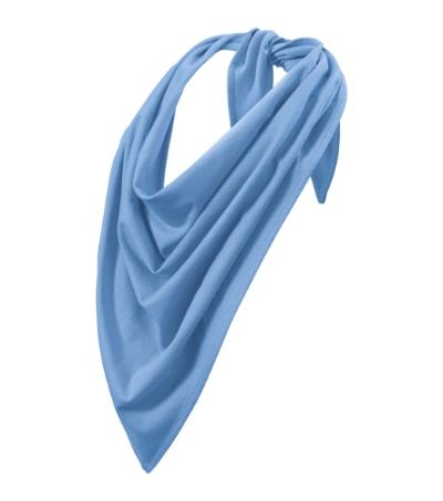 Šátek Fancy nebesky modrá