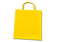 TAZARA - nákupní taška - žlutá