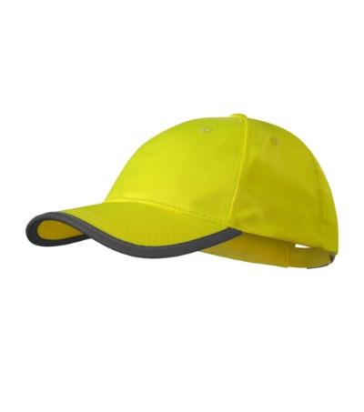 Čepice HV Čepice Reflex reflexní žlutá