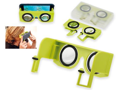 OCULARS - plastové virtuální brýle VR v krabičce