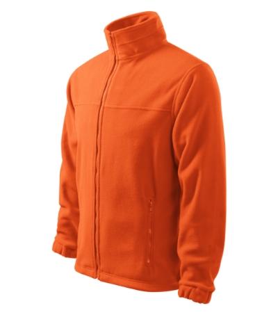Pánský Fleece Jacket 280 oranžová XL