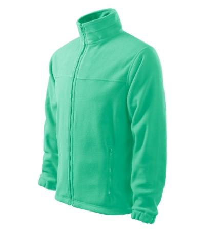 Jacket fleece pánský mátová 3XL