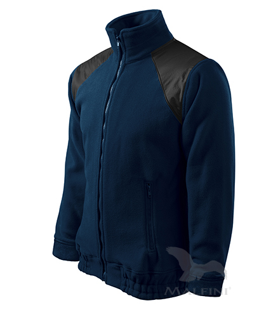 Jacket Hi-Q fleece unisex námořní modrá M