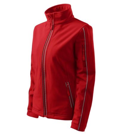 Softshell Jacket bunda dámská červená S