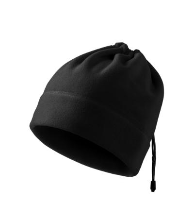 Unisex fleece čepice Practic černá
