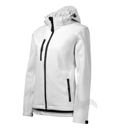 Softshellová bunda dámská Performance bílá XXL