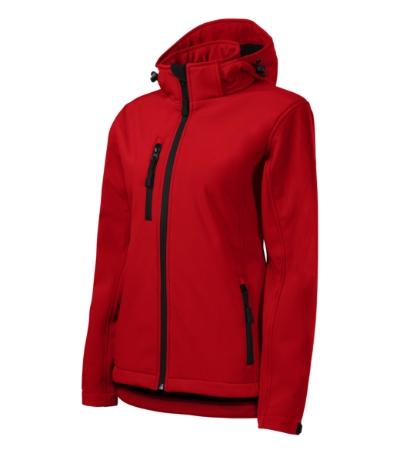 Softshellová bunda dámská Performance červená L