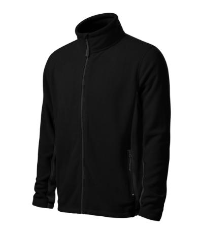 Frosty fleece pánský černá 3XL