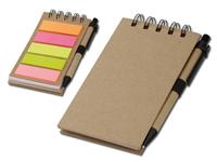 ALF - zápisník s lepícími papírky a tužkou