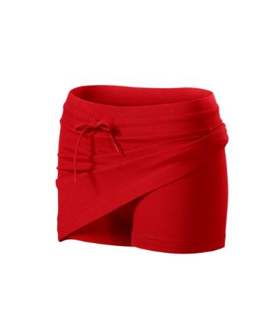 Dámská sukně Skirt two in one 200 červená XS