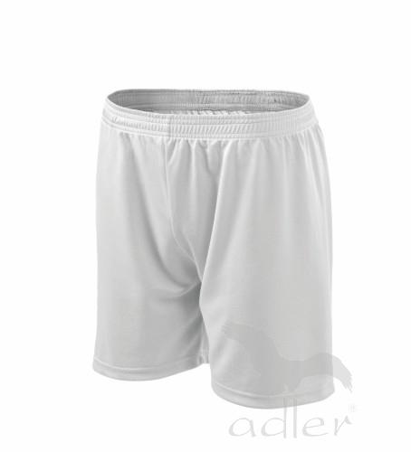 Šortky pánské/dětské Playtime bílá XL