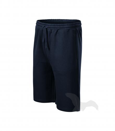 Comfy šortky pánské námořní modrá S