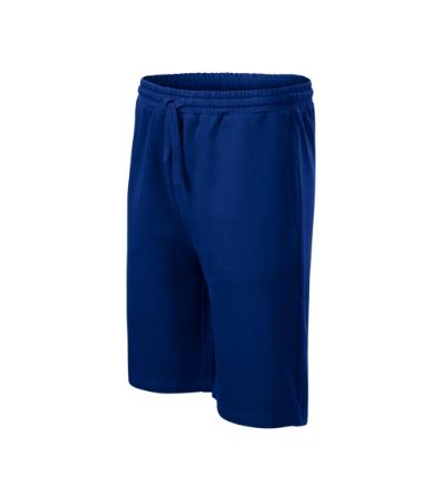 Comfy šortky pánské královská modrá M