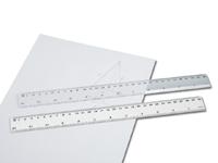 RULER - pravítko, 30cm