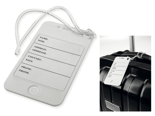 LENARD - plastová jmenovka na zavazadlo