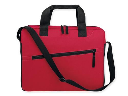 IAN - polyesterová taška na notebook, 600D
