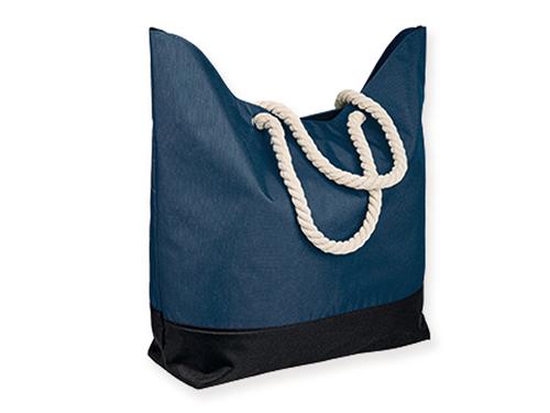 KENZA - polyesterová plážová taška, 600D