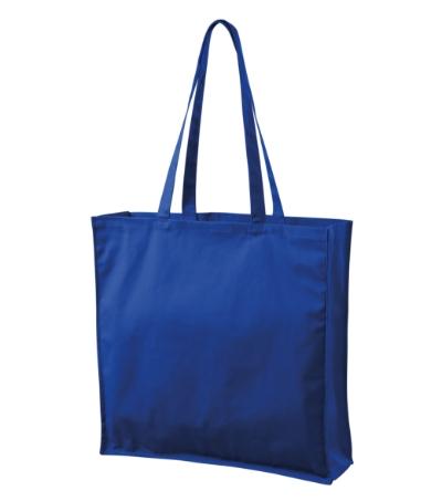 Nákupní taška velká královská modrá