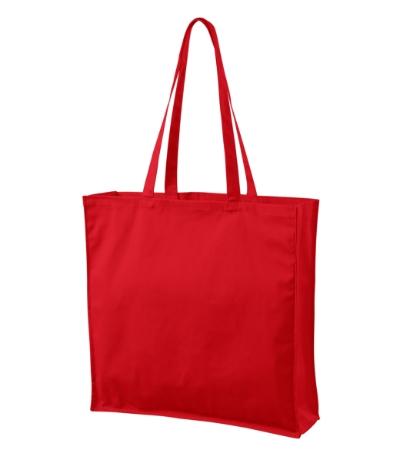 Carry nákupní taška unisex červená uni