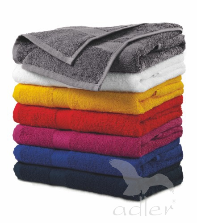Ručník Terry Towel 450 žlutý 50 x 100 cm