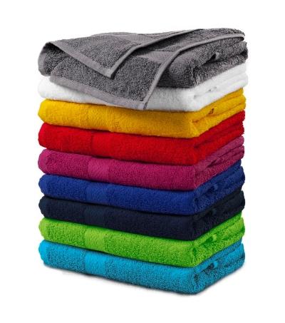 Ručník Terry Towel 450 fuchsia red 50 x 100 cm