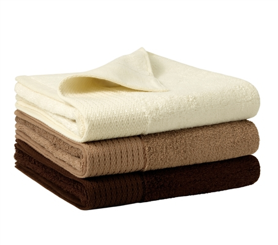 Ručník Bamboo Towel 450 mandlová 50 x 100 cm