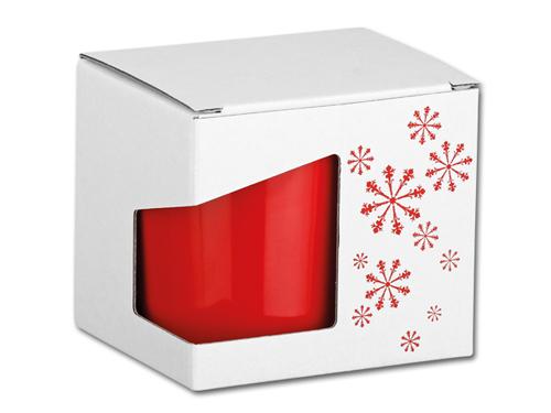 GB MOCCA CHRISTMAS - Dárková krabička s potiskem