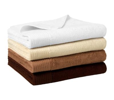 Osuška Bamboo Bath Towel 450 nugátová 70 x 140 cm