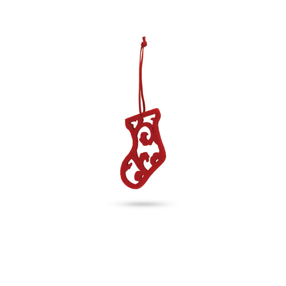 JUBANY. Sada 5 vánočních dekorací